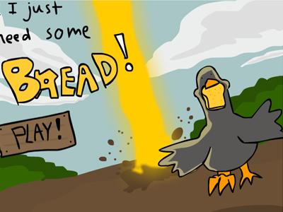 Ekmek Yiyen Kuş