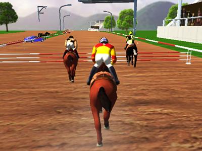 Engelli At Yarışı