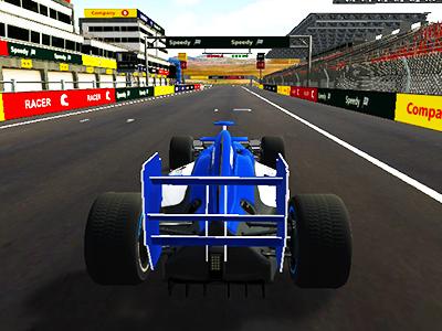 Formula Arabası