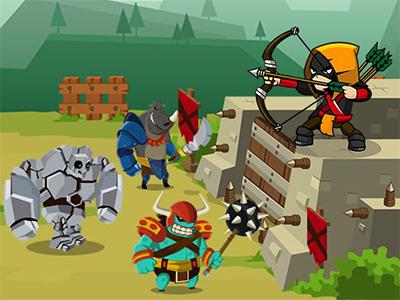 Geliştirmeli Kale Savunma