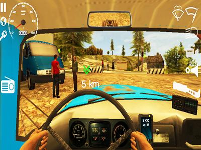 Gerçek Araba Sürme 2