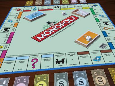 Gerçek Monopoly