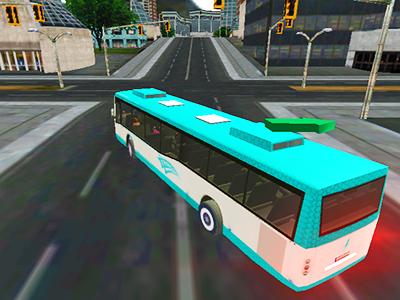 Gerçek Otobüs Sürme