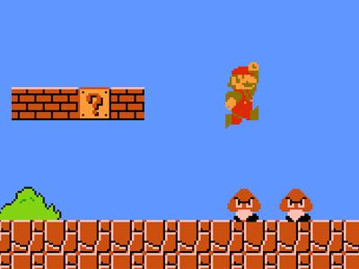 Gerçek Süper Mario