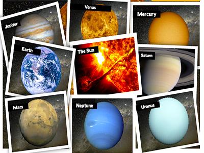 Gezegen Yapbozları