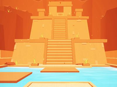 Gizemli Tapınak