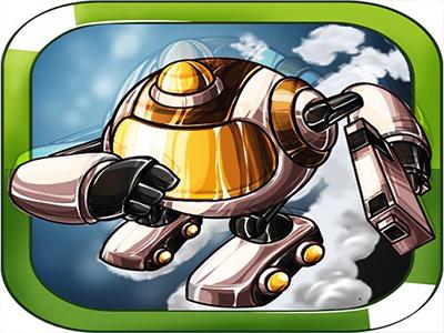 Güçlü Robot
