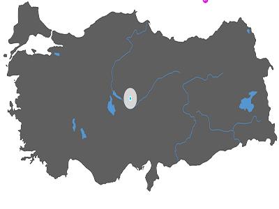 Haritada Yer İşaretleme