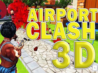 3D Havaalanı Çatışma