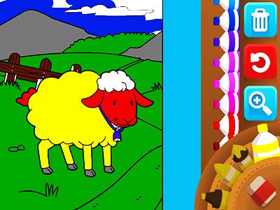 Hayvan Boyama Kitabı 3