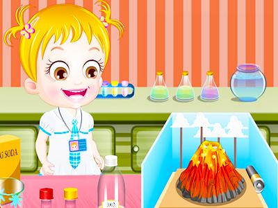 Hazel Bebek Bilim Yarışması