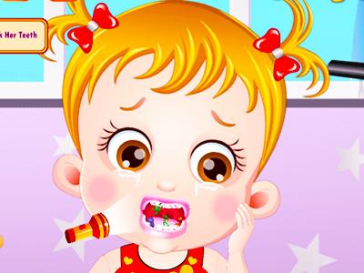 Hazel Bebek Diş Ağrısı