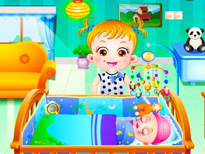 Hazel Bebek Kardeşi Aşı Oluyor