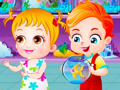 Hazel Bebek Ve Arkadasi Oyunu Bebek Oyunlari