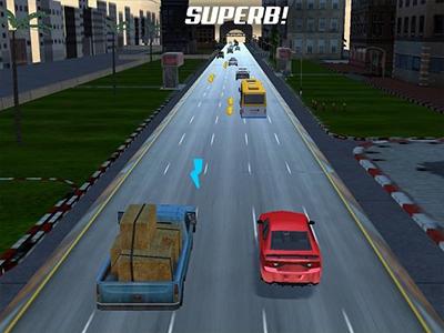 Hızlı ve Çılgın Araba Sürücüsü