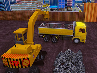 3D İnşaat Simülatörü