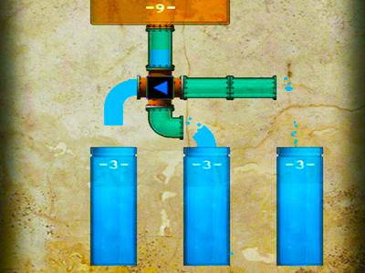 Kapları Su Doldur 3