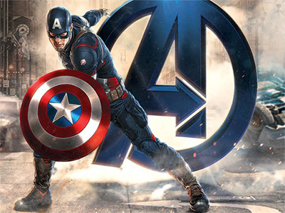 Kaptan Amerika Yapboz