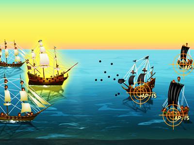 Karayip Korsanları Amiral