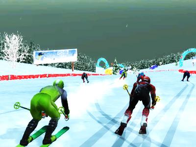 Kayak Yarışları