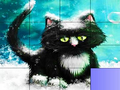 Kedi Yapbozu