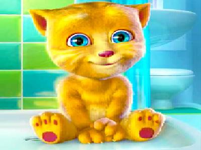 Konuşan Sarı Kedi