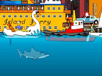 Köpekbalığı Saldırısı 2
