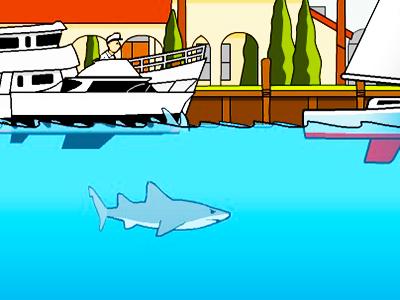 Köpekbalığı Saldırısı 4