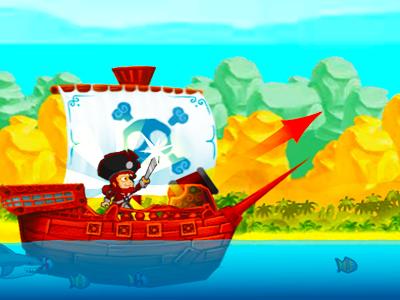 Korsan Gemisi Oyunu Bombala Ve Vur Kale Yıkma Savaşı
