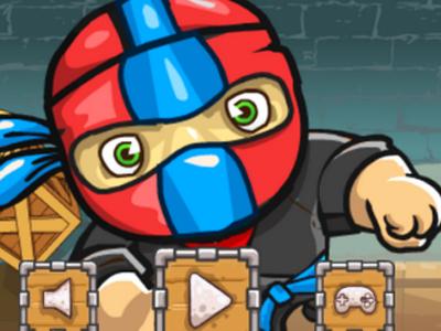 Koşucu Kahraman Ninja