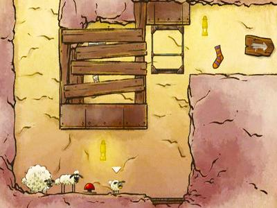 Koyunların Sorunu 2 Yeraltı