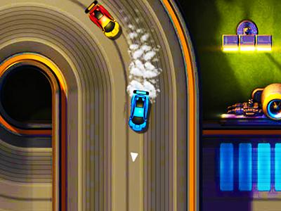 Küçük Araba Yarışı