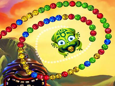 Kurbağa Zuma