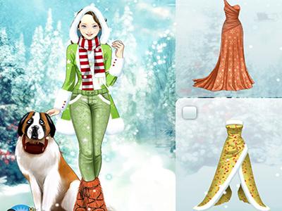 Lalenin Kış Elbiseleri