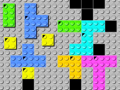 Lego Yapboz 3