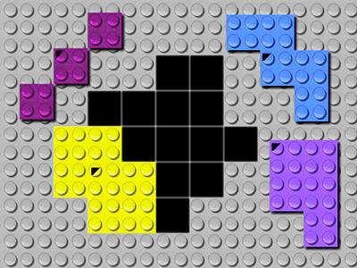 Lego Yapboz 7