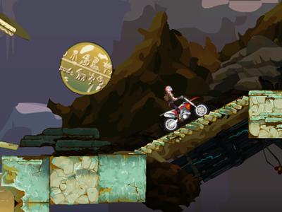 Motorcu Kız 3