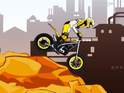 Motorsiklet Parkuru