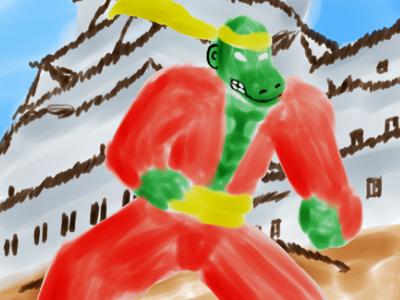 Ninja Dövüşçü