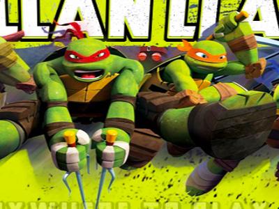 Ninja Kaplumbağalar: Canavar
