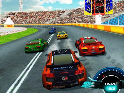 Nitrolu Araba Yarışı