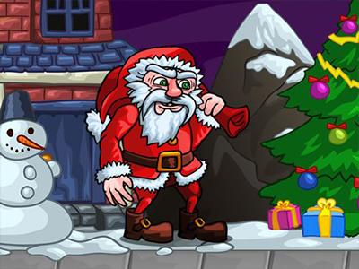 Noel Baba Koşusu