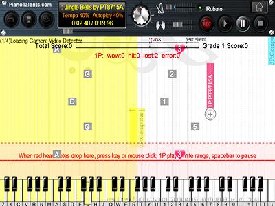 Notalı Piyano Çal 2