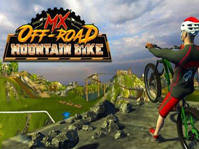 Offroad Dağ Bisikleti