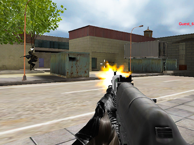 Online 3D Savaş