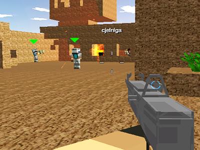 Online Minecraft Savaşı 10