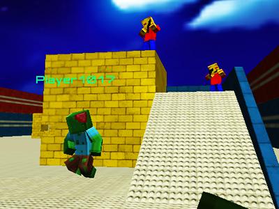 Online Minecraft Savaşı 11