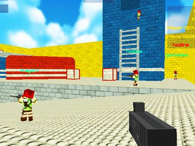 Online Minecraft Savaşı 13