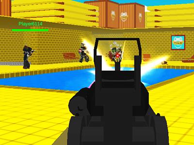 Online Minecraft Savaşı 14
