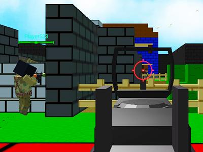Online Minecraft Savaşı 15